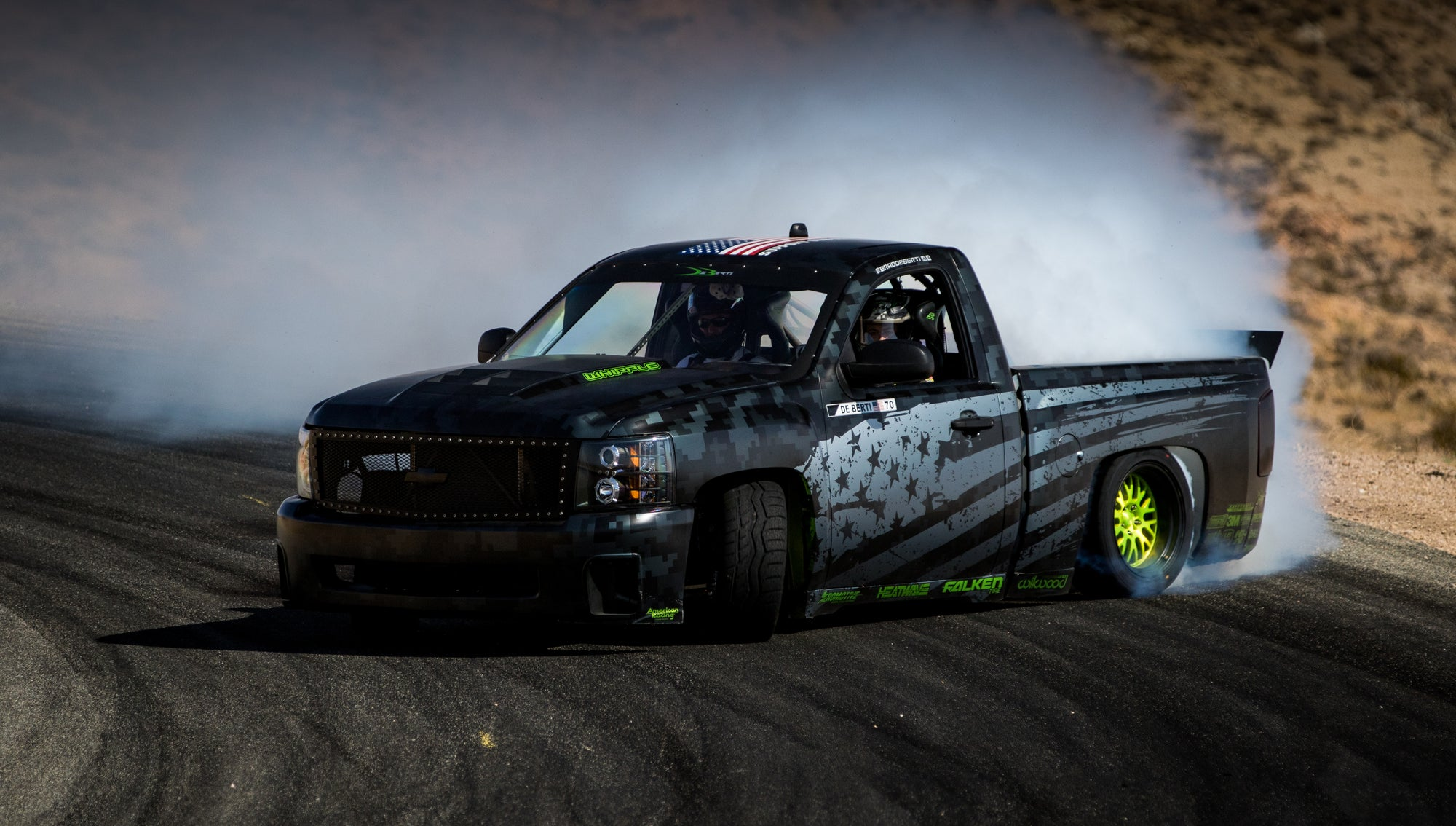 DeBerti Drift Truck FOR SALE