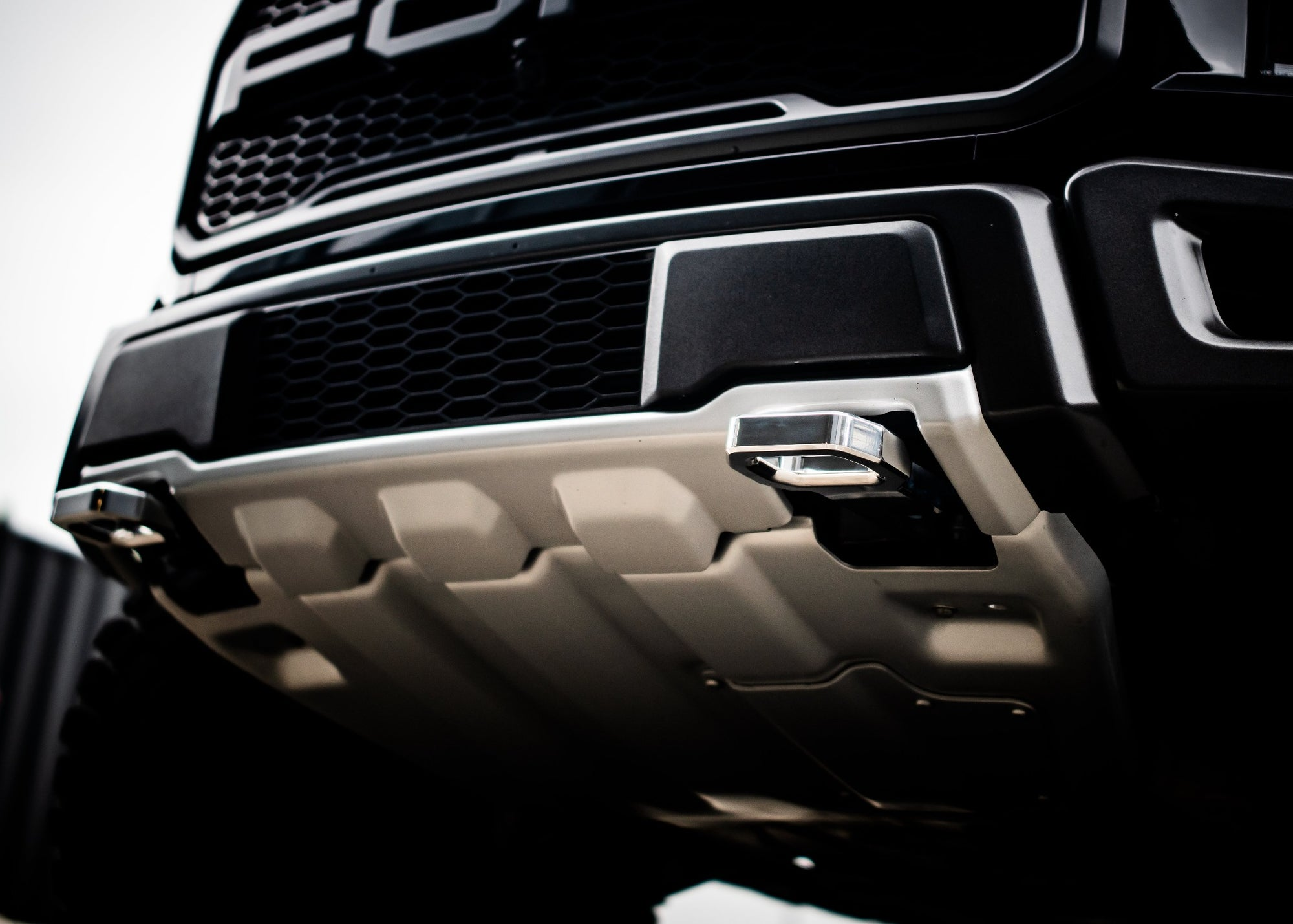 Ford F150/Raptor Machined Billet Tow Hooks