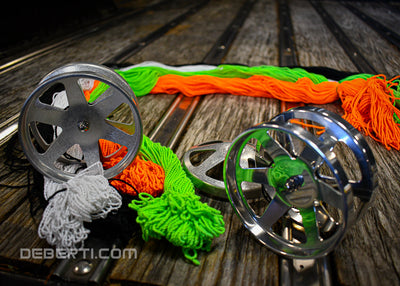 "Throwing Star 4"" YoYo"