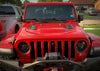 2018-2020 Jeep JL Billet Hood Vents