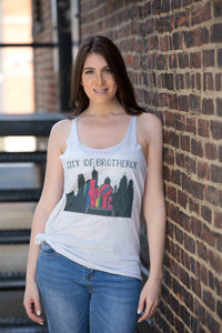 City of Brotherly Love Tank, Philadelphia Art