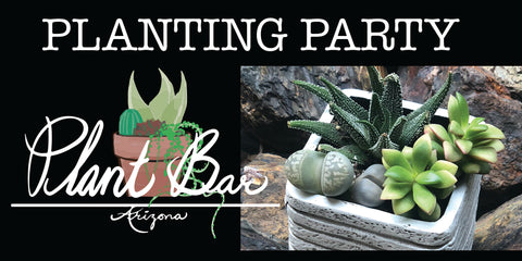 Planting Parties