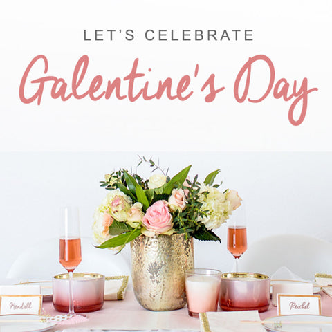Gal-entines Day Private Party!