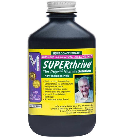 SuperThrive Vitamin Solution 4 Oz
