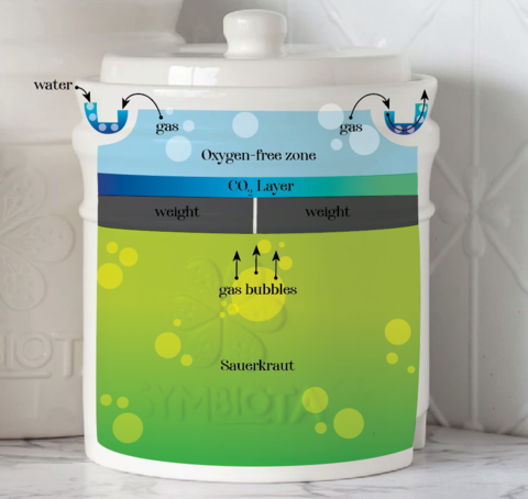 Fermentation Pot 2 Litre