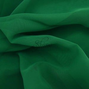 Emerald Green Flow Skirt - Le Chatelier Pole Wear