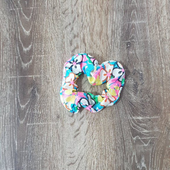 Neon Garden Scrunchie - Le Chatelier Pole Wear