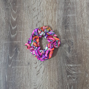 Octopuses Garden Scrunchie - Le Chatelier Pole Wear