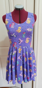 Ridin' My Little Pony Skater Dress - Le Chatelier Pole Wear