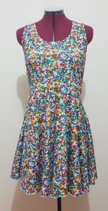 Sprinkle This Skater Dress - Le Chatelier Pole Wear