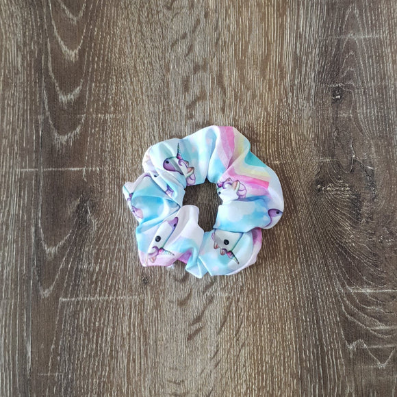 Unicorn Scrunchie - Le Chatelier Pole Wear