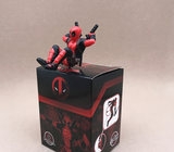 Marvel - Coleção Mini: Deadpool / Black Panther / Groot / Spider-man / War Machine
