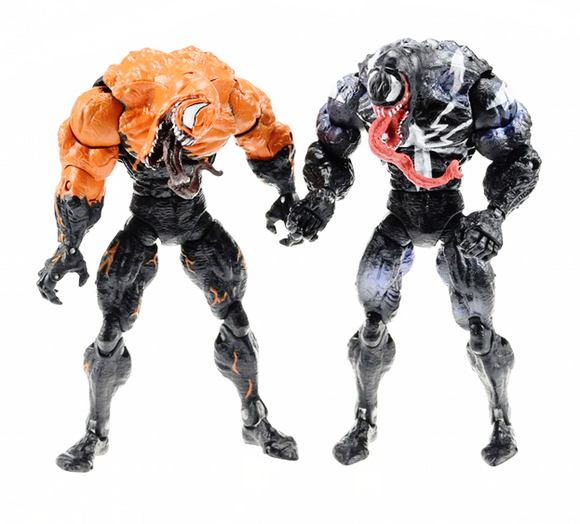 Marvel - Venom / Orange Venom