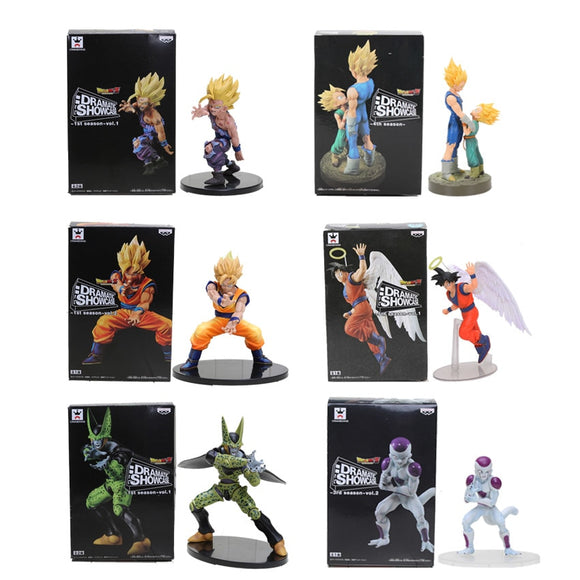 Dragon Ball - Vegeta / Trunks / Goku / Gohan / Cell / Freeza