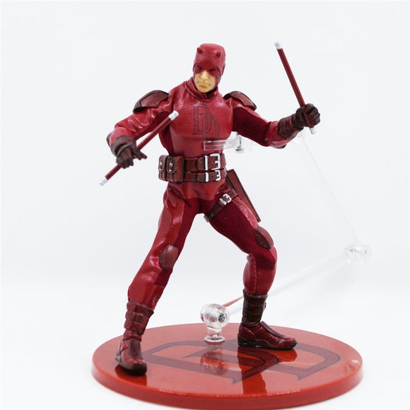 Marvel - Daredevil super articulável