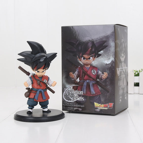Dragon Ball - Novo Son Goku