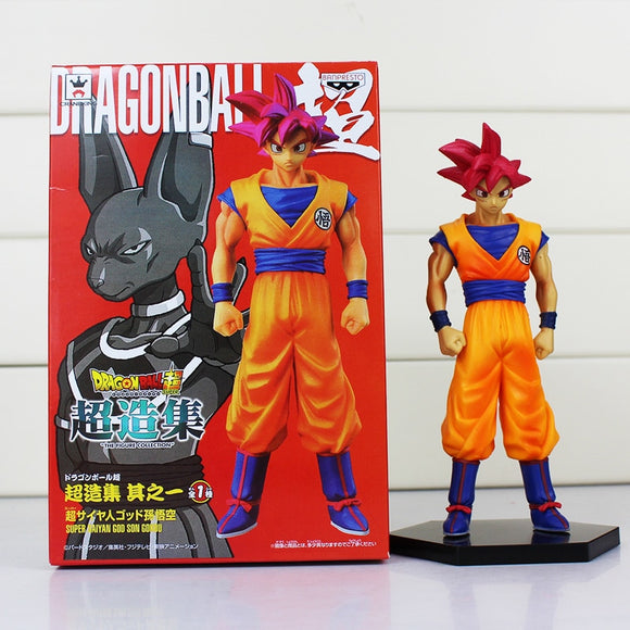 Dragon Ball - Goku Super Sayajin God