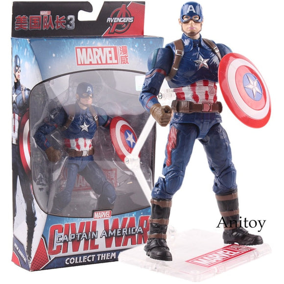 Marvel - Civil War - Captain America
