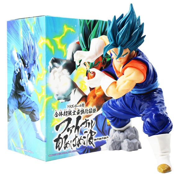 Dragon Ball - Vegeto Super Sayajin Blue
