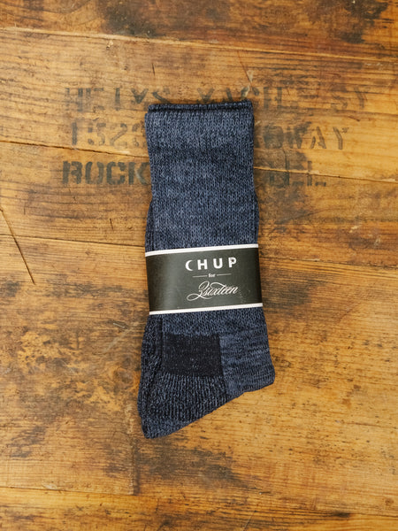 CHUP x 3Sixteen Indigo Defender Socks - Thirdmark Supply House