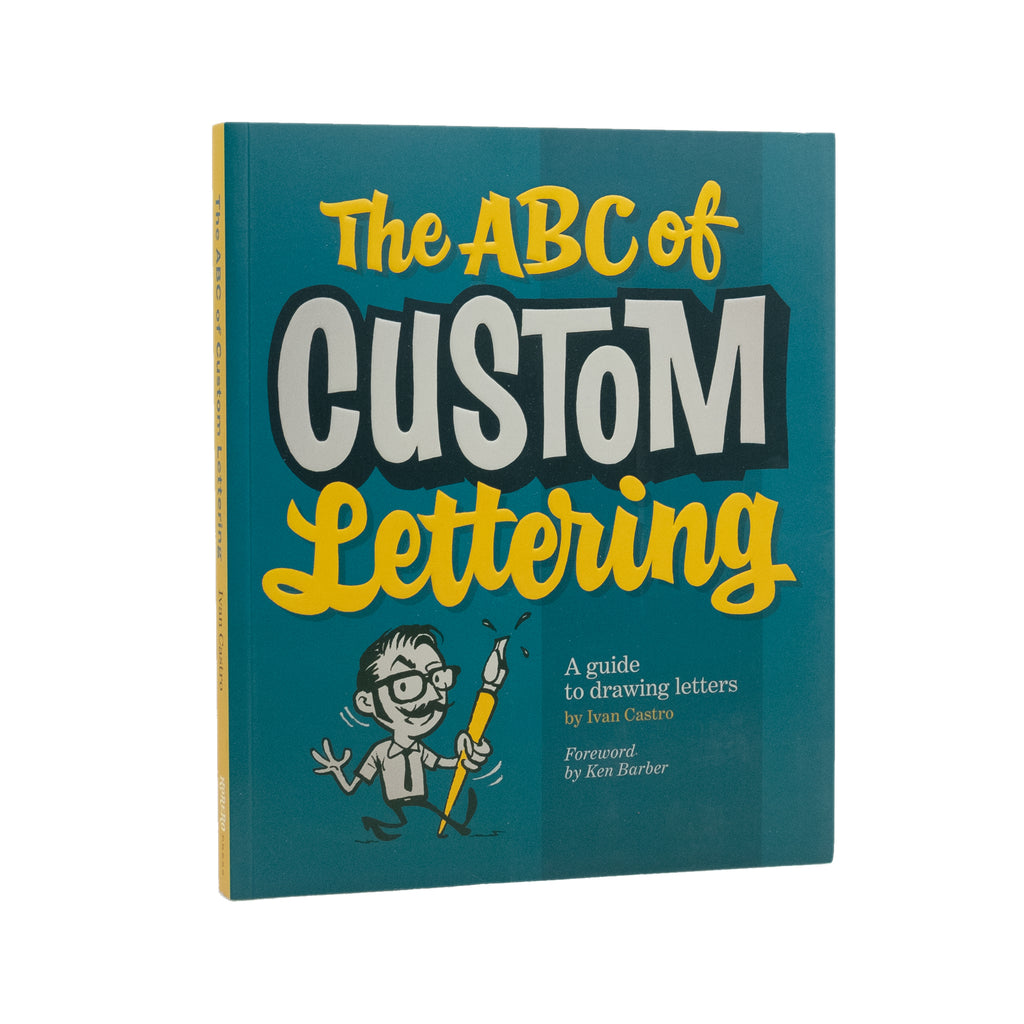 The ABC of Custom Lettering: A Practical Guide to Drawing Letters - Division and Co.