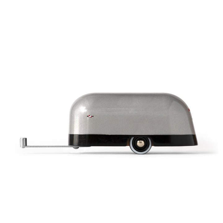 Aluminum Airstream Toy Camper - Division and Co.