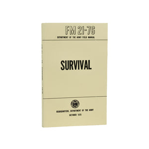 US Army Survival Manual 1970 - Division and Co.