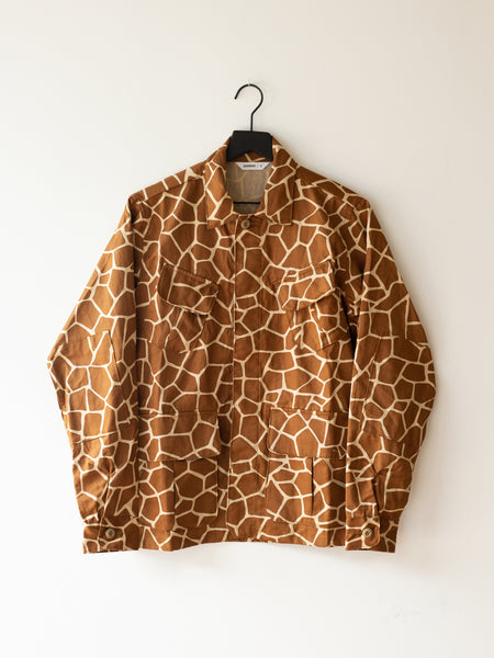 BDU Jacket - Giraffe Camo - Thirdmark Supply House