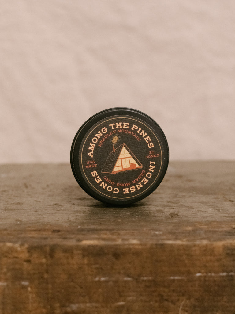Among The Pines Incense Cones - Thirdmark Supply House