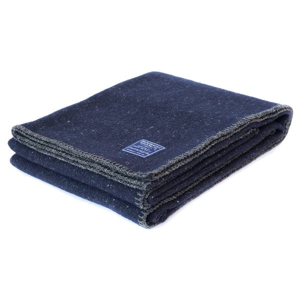 Utility Wool Blanket | Navy - Division and Co.