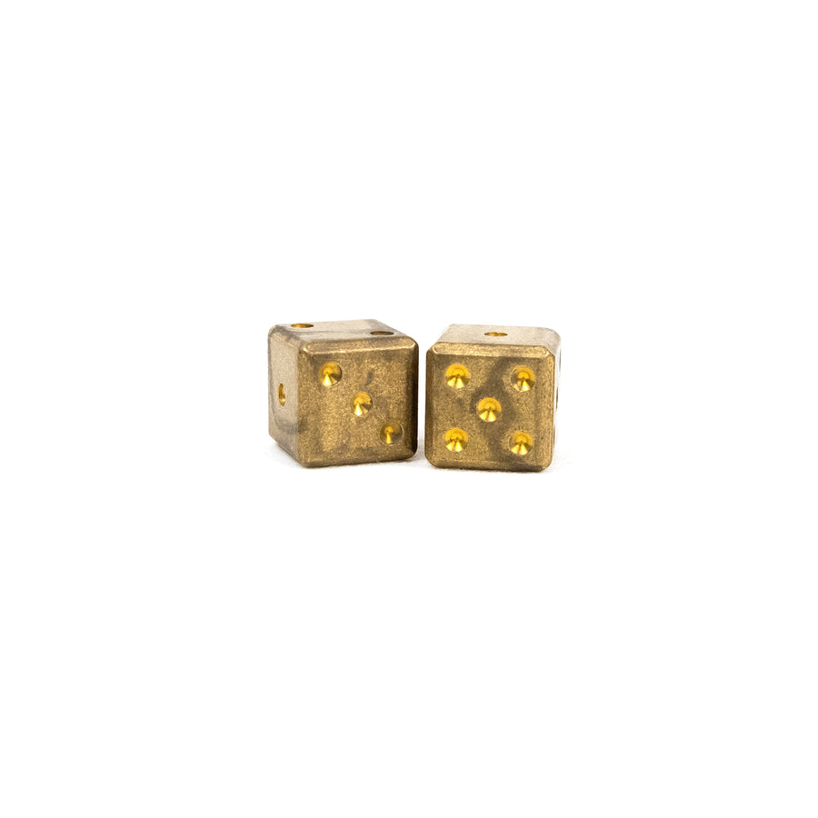 Brass Dice - Division and Co.