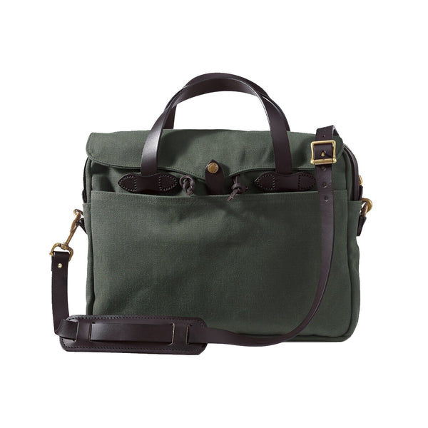Original Briefcase - Otter Green - Division and Co.
