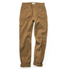 The Camp Pant - British Khaki Boss Duck - Thirdmark Supply House