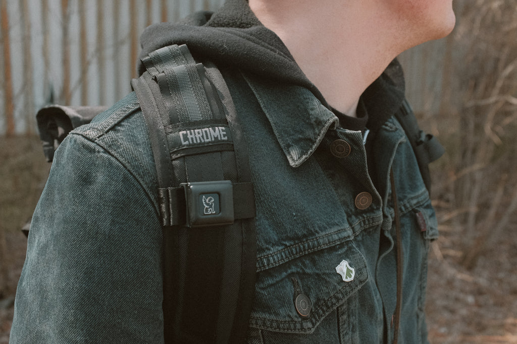 Chrome - Barrage Cargo Backpack - Black - Division and Co.