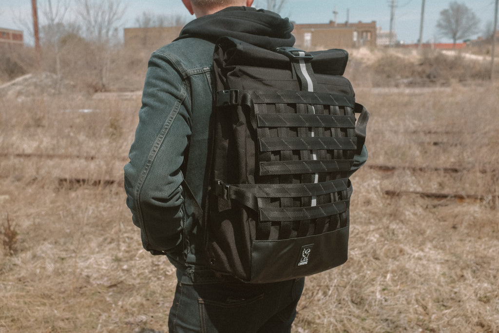 Chrome - Barrage Cargo Backpack - Ranger - Division and Co.