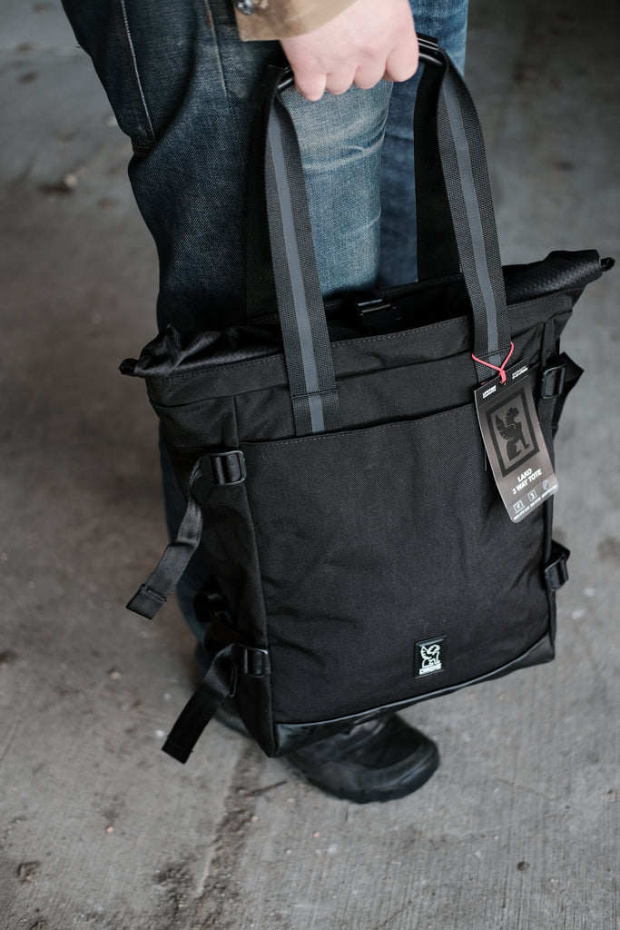 Chrome Industries - Lako 3-Way Tote Bag - Thirdmark Supply House