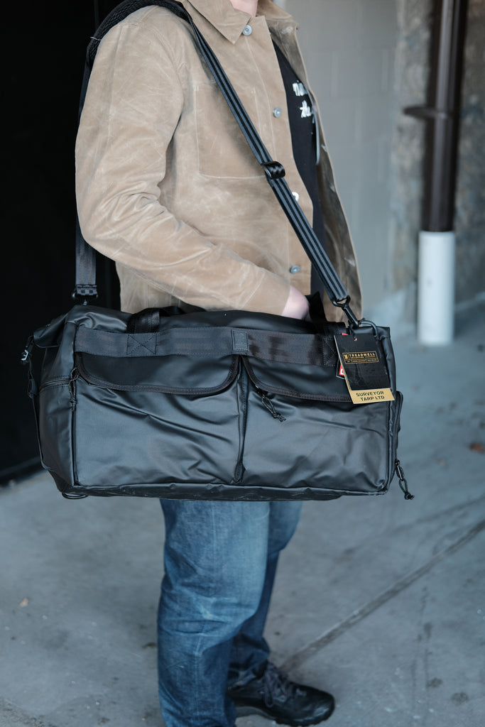 Chrome Industries - Surveyor Tarp Duffle Bag - Thirdmark Supply House