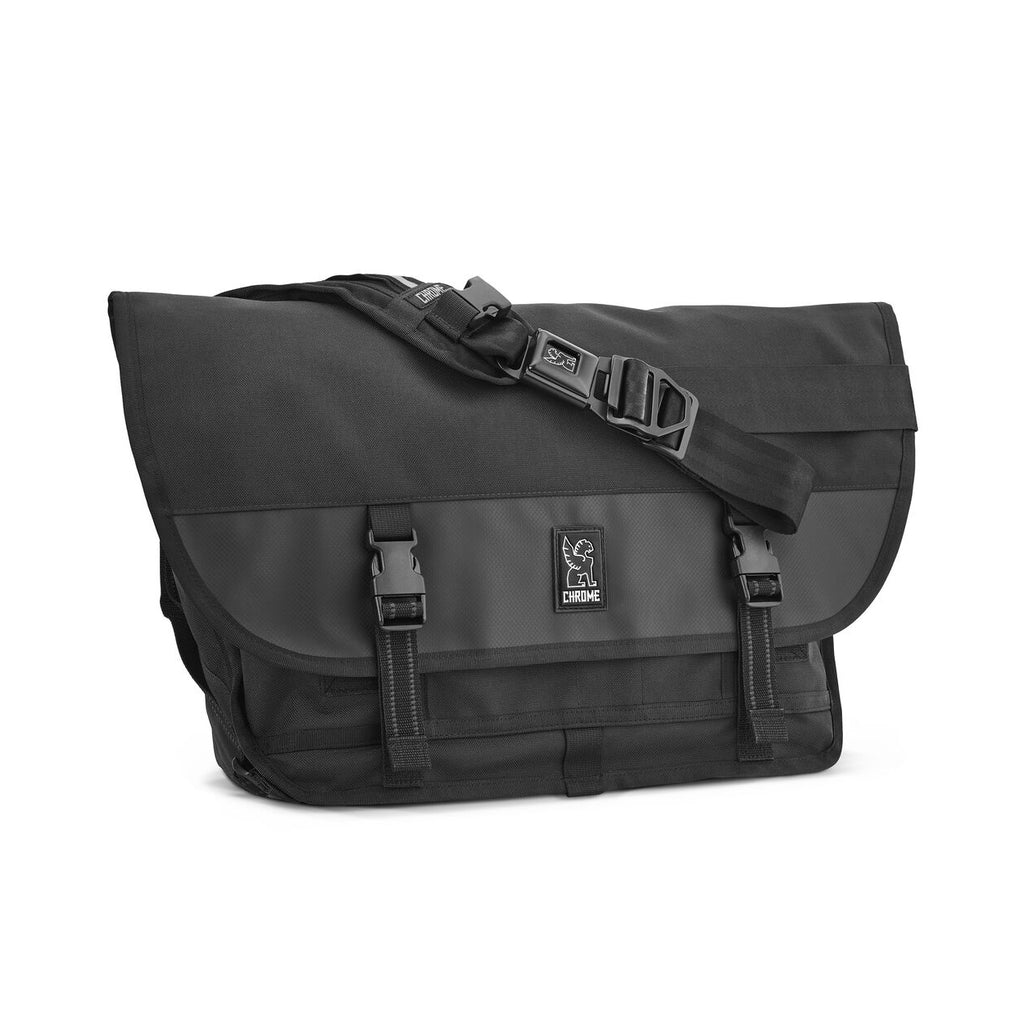 Chrome - Citizen Messenger Bag - Black - Division and Co.