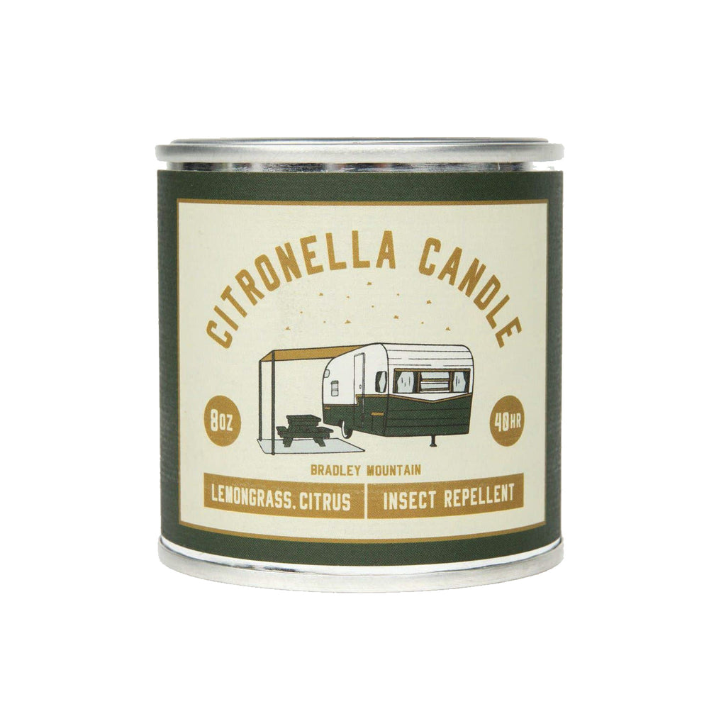Bradley Mountain - Citronella Candle - Division and Co.