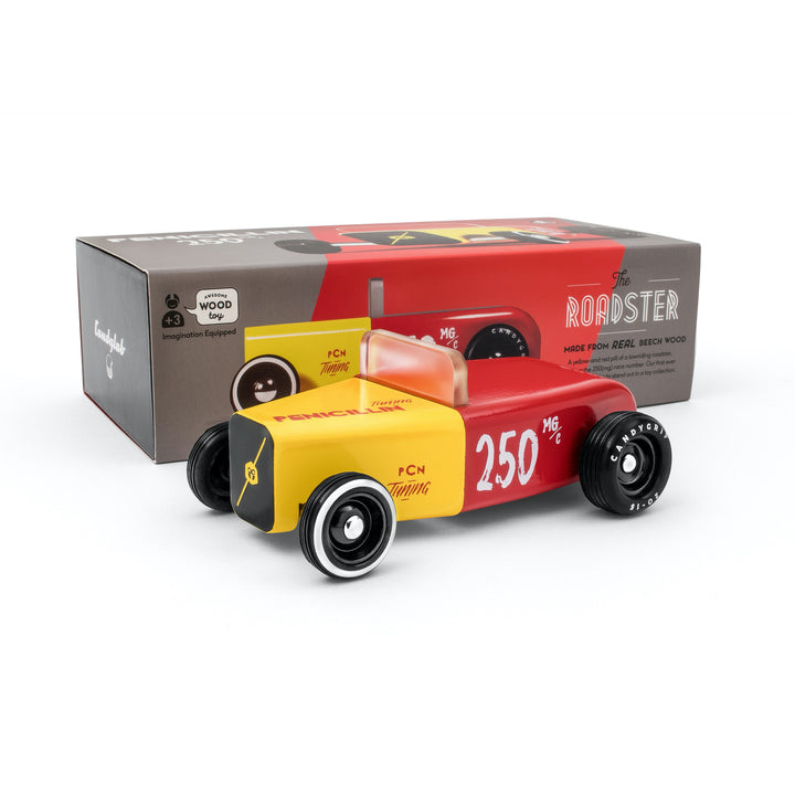 Penicillin Roadster Toy Car - Division and Co.