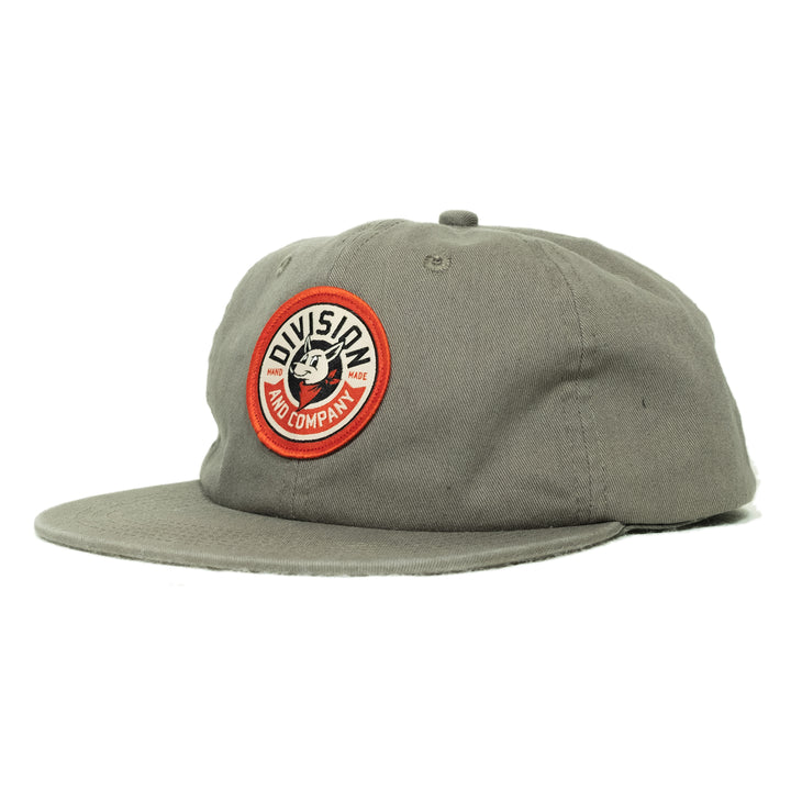 Division & Co. Twill Ballcap