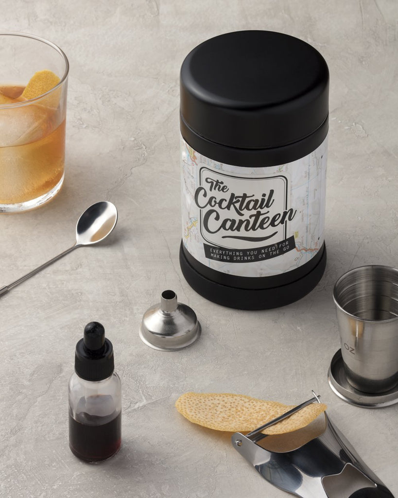 Cocktail Canteen - Thirdmark Supply House