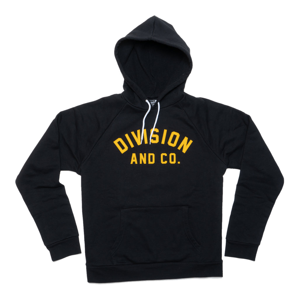 Division & Co. Hooded Sweatshirt - Thirdmark Supply House