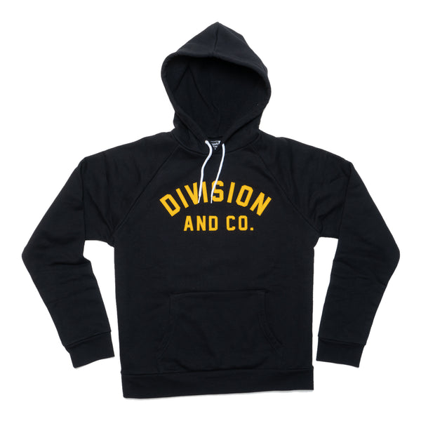 Division & Co. Hooded Sweatshirt - Division and Co.