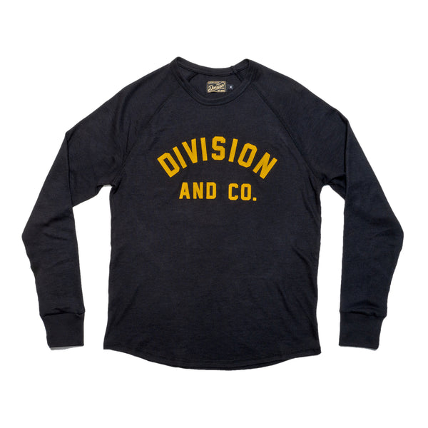 Division & Co. Vintage Moto Jersey - Division and Co.