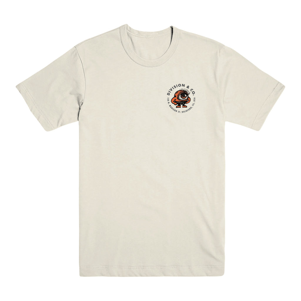 Eyedea Man T-Shirt - Division and Co.