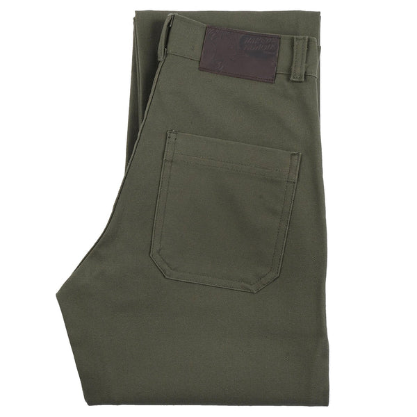 Naked & Famous Women's - Fatigue Pant - Division and Co.