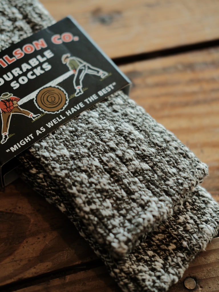 Cotton Ragg Socks Dark Olive - Thirdmark Supply House