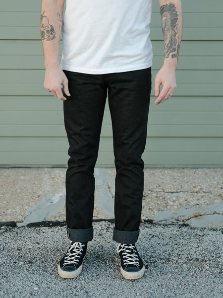 Avila Slim Taper 14.25oz Black/Gray - Thirdmark Supply House