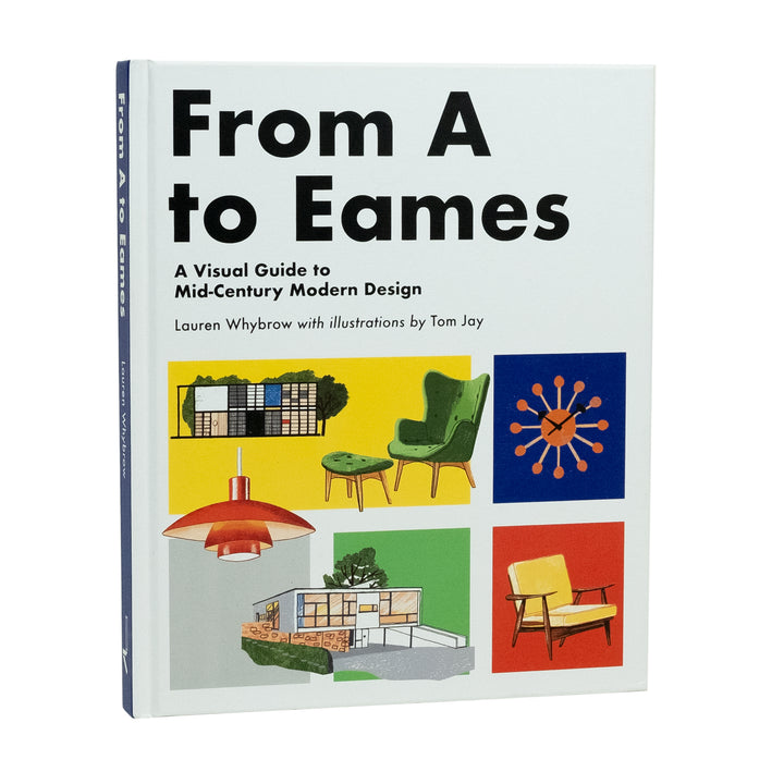 From A to Eames: A Visual Guide to Mid-Century Modern Design - Division and Co.